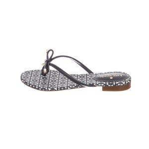 Kate Spade Navy Blue sandals size 10 NEVER WORN